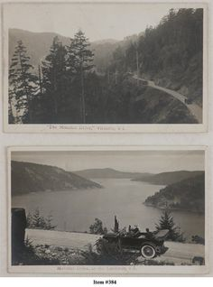 Malahat drive ca 1925 Victoria British Columbia, Vancouver Island, British History, History Facts, Island Life, Old Pictures, Forests, Historical Photos, West Coast