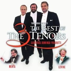 Precision Series Jose Carreras - The Best of the 3 Tenors