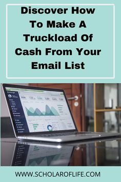 Learn why an email list is important and how to make money from an email list. Discover how to start and grow and email list. Best Email, Your Email, Make Money Online, How To Make Money, Lead Magnet, Email Marketing Strategy, Email List, Head Start, Online Business