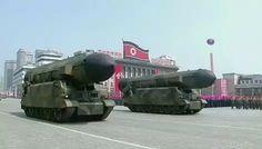 Armored Truck, Ballistic Missile, North Korea, Military Vehicles, Monster Trucks, Army, Train, Colonial, Korean