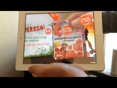Augmented Reality - Retail packaging - YouTube