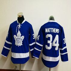 a9d56ee3492 34  Auston  Matthews  -  2017  Toronto  Maple  Leafs  Centennial  Classic   Hockey  Jerseys