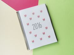 10 DESCARGABLES PARA PLANEAR 2016 - agenda - planificadores - calendario