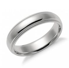 2c7dcad6f86a 18+ Trendy Wedding Rings For Men And Women Blue Nile Entretenimientos Para  La Boda