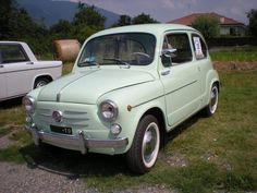 #fiat #600 #italian #cars