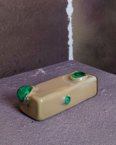 Kelly Wearstler, Butter Dish, Objects, Shapes, Dishes, Bodies, Design, Abstract, Tablewares