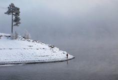 Winter in Yenisei River | Russia (by Ilya Naymushin/Reuters)