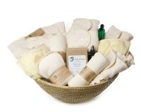 Babee Greens Deluxe Starter Kit....  One of my favorite cloth diapering sites!!!