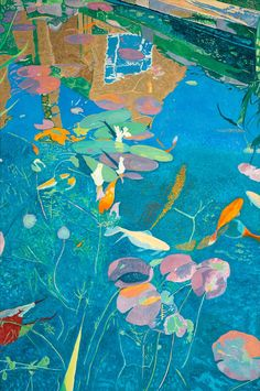 Brilliant water features by Gordon Kirkman