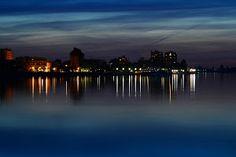 Vukovar twilight by Vanja Vidaković -  Click on the image to enlarge.