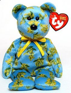 425 best 0900 - TY Bear Beanie Babies images on Pinterest in 2018 ... 9e2be5e689c