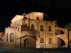 San Vitale, Ravenna, Italy / 17 Awe-Inspiring Places Of Worship Around The World (via BuzzFeed)