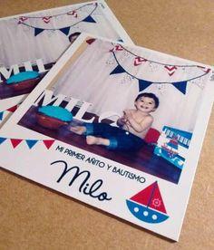 imanes 45 unid.personalizados souvenir casamiento bautismo Foto Iman, Fotos Baby Shower, Baby Boy, Polaroid Ideas, Kids, Sailor Birthday, Baptism Photos, Picture String, Bebe