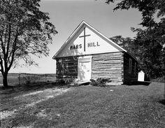 Mars Hill in Wapello County, Iowa.