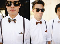 cute groom style - Or... y'know. Guys could just dress like this all the time. haha