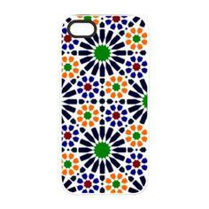 Moorish mosaic iPhone 5/5S Tough Case