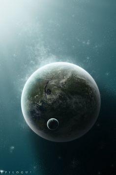Space Age Digital Art
