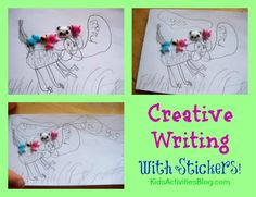 (November Activities} How To Tell A Story - Kids Activities Blog