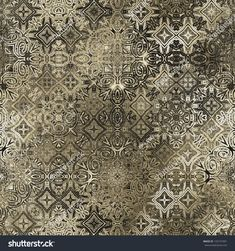 art ornamental vintage seamless pattern, monochrome background in beige, brown, grey, white and black colors Textures Patterns, Print Patterns, William Morris Patterns, Cotton Lawn Fabric, Country Paintings, Texture Design, Fabric Wallpaper, Template, Pattern Art