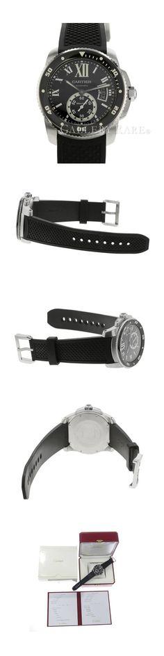 89a272bae2 カルティエ カリブル ドゥ カルティエ ダイバー W7100056 Cartier 腕時計 ウォッチ