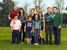 Multi Family photoshoot / Together / Modern Family TV Show
