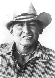 """Will Sampson, Native American actor. Sampson, a Native American Muscogee (Creek), was born in Okmulgee, Oklahoma. Sampson's most notable roles were as """"Chief Bromden"""" in One Flew Over the Cuckoo's Nest and as """"Taylor the Medicine Man"""" in the horror film Poltergeist II (9/27/1933)-(6/3/1987)"""