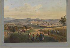 Celkový pohled na Olomouc Zdroj: Vědecká knihovna Olomouc