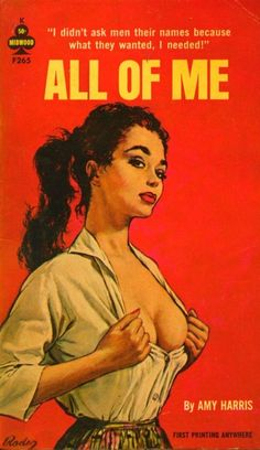 Part of a month-long celebration  of artist Paul Rader's work.     Drink with the Dead , by J.M. Flynn  (Ace, 1959). This standalone novel b...