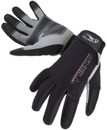 1mm O'Neill EXPLORE Dive Gloves