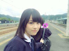 Ikuta Erika (生田絵梨花). #Ikuchan (いくちゃん)