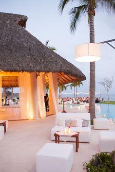 Amazing destination venue. Casa Tres Soles in Punta de Mita, Mexico.   Read more - http://www.stylemepretty.com/2013/08/02/punta-de-mita-wedding-from-the-dazzling-details/