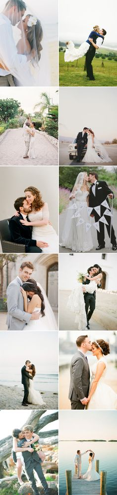 Just Married! 24 Happily Ever After Scenes