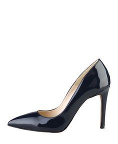 Made in italia - collezione primavera/estate 2016- 100% made in italy - scarpe donna decolleté - tomaia: eco-pell - Decolletè donna delia Blu