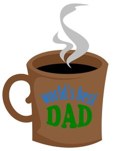Free SVG – Father's Day Mug