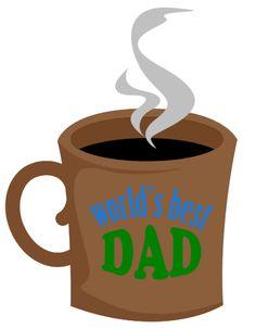 Free SVG / Silhouette Studio File - Happy Father's Day!