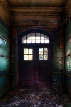 Drzwi z widokiem..