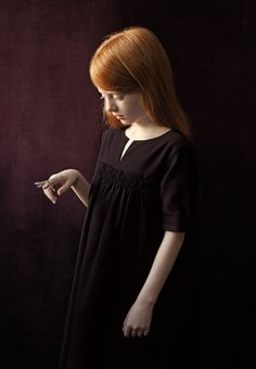 Julia Hetta is a Swedish photographer. Julia has developed a romantic style and the ch Fine Art Photography, Portrait Photography, Fashion Photography, Chiaroscuro Photography, Photography Lighting, Artistic Photography, Foto Fantasy, Facon, Redheads