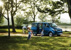 Volkswagen Multivan Startline Edition.