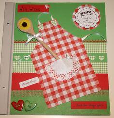 Cookbook Wedding Gift diy Kochbuch Hochzeitsgeschenk  Selbermachen (Rezepte von allen geladenen Gästen) @myself+sister (Andrea + Christine Klinger)