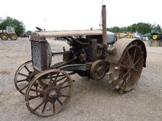 Minneapolis Moline Tractor