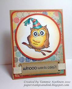whoo wants cake?