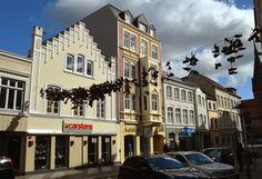 Kaufmannshäuser Flensburg