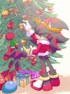 Shadow The Hedgehog x Reader One-Shots - Christmas special - Wattpad Shadow The Hedgehog, Sonic The Hedgehog, Silver The Hedgehog, Hedgehog Art, Kawaii, Shadow And Amy, Super Shadow, Sonic Fan Characters, Sonic Franchise