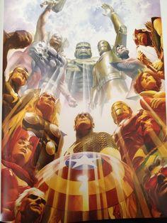 Marvel - avril 2014
