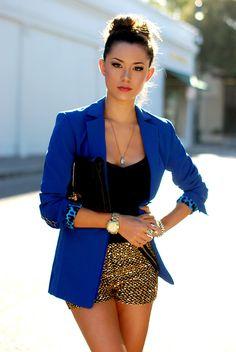 Spiegel Cynthia Blazer as worn by @Jess  #SpiegelStyle   Shop now: https://www.spiegel.com/cynthia-blazer-45627.html