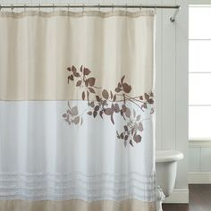 Dusk Taupe Fabric Shower Curtain  colors? out of stock, of course
