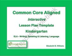 High School ELA templates aligned to the Common Core Standards. Contains interactive features such as drop down menus and text content control fields to save you time in planning lessons for your high school ELA classes. Interactive Writing Notebook, Interactive Notebooks, Kindergarten Lesson Plans, Kindergarten Teachers, Math Teacher, Teacher Notebook, Lesson Plan Templates, Beginning Of School, Common Core Standards