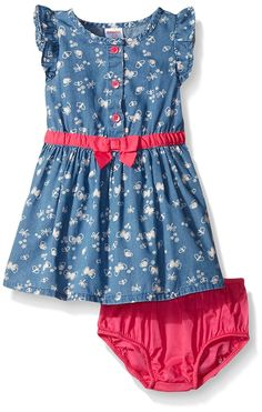 Gymboree Baby Girls' Denim Butterfly Dress ** Don't get left behind, see this great  product : Baby clothes