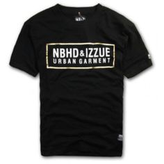 "Stay calm and slowly solve your issues with this Neighborhood ""Izzue Urban Garment"" T-Shirt Collection at fusionswag.com #fusionswag #Neighborhood #tees #tshirt #urbanwear #streetwear #streetfashion"