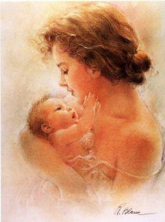 69 mejores im genes de bebes instinto maternal en 2019 - Pintura instinto ...